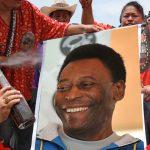 """Chamanes del país se reúnen para hacerle """"la contra"""" a Pelé"""