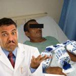 EPS le da mentas a víctima de balazo
