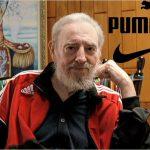 Pugna entre Puma, Nike y Adidas por vestir a Fidel Castro