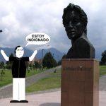 En abril organizarán en Bogotá la indignada más grande del mundo