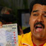 Última hora: Gobierno venezolano exigirá visa a colombianos por ser poco solidarios