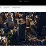 Bloquean acceso a megafoto de Nueva York en Colombia por temor a apartamenteros