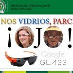 Polícia planea educar raponeros sobre Google Glass