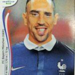 Franck Ribéry alista demanda contra Panini por foto en el álbum del mundial
