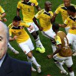 Polémico pedido de la FIFA a Colombia para que cambie celebración de goles