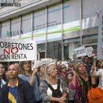 Estrato 6 protesta porque no quiere que otros declaren renta