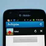 Cancela vacaciones tras quedarse sin Instagram