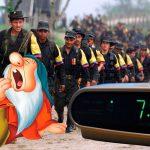 Con el secretariado en Cuba, guerrilleros aprovechan para dormir hasta tarde