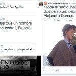 Acción poética estaría tras cuenta de Twitter de Santos
