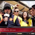 [VIDEO] Argentino reclama derechos de autor de cánticos de barras