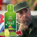 Con Noni habrían resucitado a Fidel