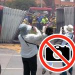 Desarticulan peligrosa banda que tomaba fotos en TransMilenio