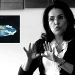 Senadora Vivianne Morales propone referendo para declarar que la tierra es plana