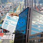 Edificio inteligente se rehúsa a pagar valorización