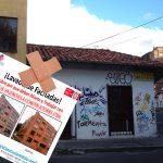 Grafiteros y limpiadores de fachadas estarían trabajando en llave en Bogotá