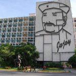 Inauguran en La Habana polémico monumento al Mono Jojoy