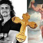 Leonel Álvarez cargaría cruz de Gólgota en viacrucis de Remedios