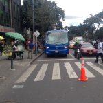 Adecuarán carril exclusivo para peatones en la calle 72