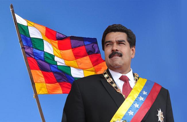 """El mandatario venezolano envió un mensaje de apoyo a todos los pueblos indígenas por """"salir del closet"""""""
