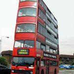 Ya llegaron al país los nuevos buses para trasteo electoral