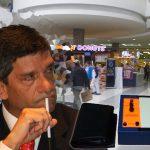 Máquina para ver el aura no funciona con Rafael Pardo