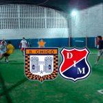 Chicó-Medellín se jugará en Fútbol cinco