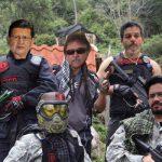 Sigue el desescalamiento: Ejército y Farc usarán pistolas de paintball