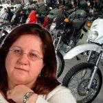 Perfiles AP: Martha Luz, la mujer que habla con las motos