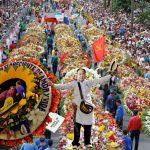 """Polémica por silletas chinas en """"Feria de las flores"""""""