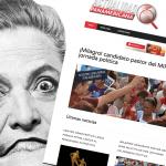 Clara López critica a Actualidad Panamericana por no publicar artículos sobre su campaña