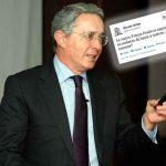 Tras fracaso electoral, Uribe ofrece su Twitter para campañas