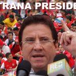 Triunfo de Macri anima a César Pastrana a lanzarse a la presidencia