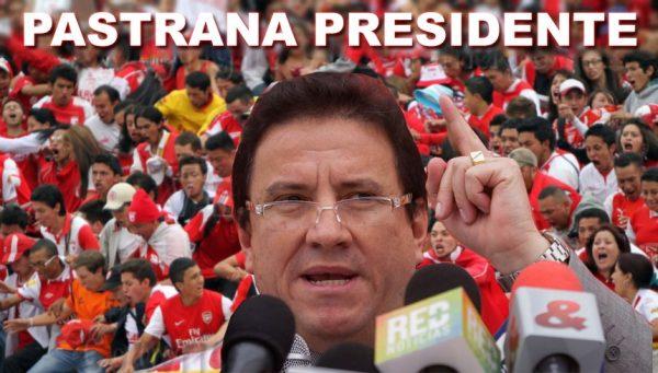 PastranaPresidente