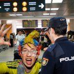 Por celebrar con Maizena, devolvieron al primer colombiano que entró sin visa a Europa