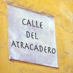 """Polémica por nueva """"Calle del atracadero"""" en La Candelaria"""