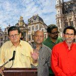 Jefes de Farc cancelan viaje a Bruselas por temor a terrorismo