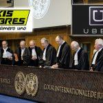 Corte de La Haya se declara competente para diferendo taxistas – Uber