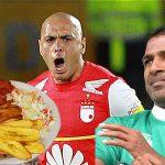Omar Pérez amenaza con sacar a Alexis García si no le cambian el arroz por maduro