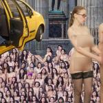 Drama: Desnudos tras paseo millonario, los confunden con modelos de Spencer Tunick