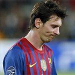 """Audiencia de Barcelona escribe emotiva carta: """"No te vayas Messi"""""""