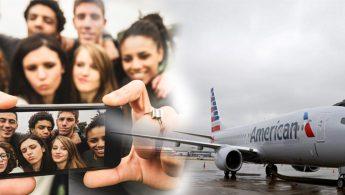 La tripulación de la aeronave estaba compuesta por 'Millenials'