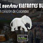 Cine Colombia ofrecerá estremecedor recorrido en 4D por elefantes blancos del país