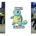 """""""Creímos que eran pokemones"""": Policías que golpearon camarógrafo"""