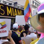 """""""Si gana el Sí, me voy del país"""", colombiana en Miami"""