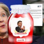 Uribe advierte a Hillary de que Santos la quiere embadurnar de mermelada
