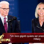Laura Bozzo, moderadora de debate Trump-Clinton latino