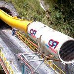 Maquinaria para hacer Túnel de la Línea la están usando en campañas de Cambio Radical